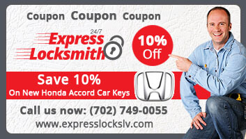 10% off honda car keys
